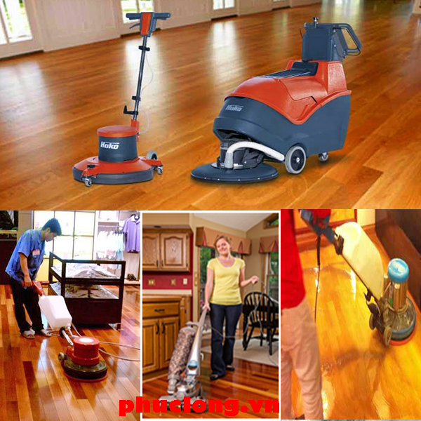 Máy đánh bòng sàn gỗ