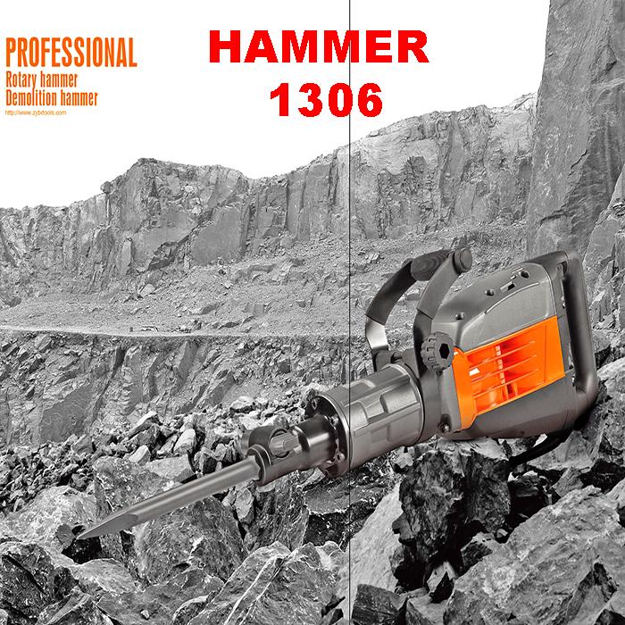 Máy đục bê tông Hammer 1306