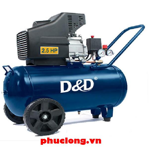 Máy nén khí D&D 2.5Hp