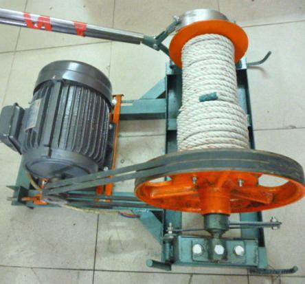 Tời điện xây dựng PL02