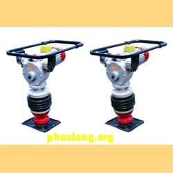 Máy đầm cóc chạy điện Trung Quốc