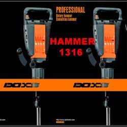 Máy đục bê tông Hammer 1316