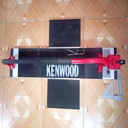 Máy cắt gạch men đá cầm tay không bụi KENWOOD 800mm