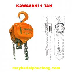 Pa lăng xích kéo tay Kawasaki 1 tấn
