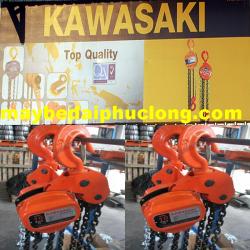 Pa lăng xích kéo tay Kawasaki 10 Tấn